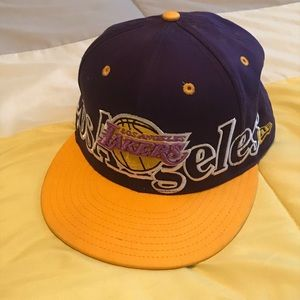 Los Angeles Lakers SnapBack New Era NBA Hat